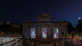 Foto de Más de veinte grandes creadores y estudios nacionales e internacionales iluminarán Madrid