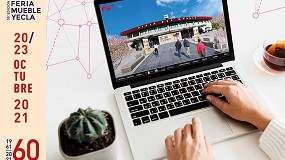 Foto de La Feria del Mueble Yecla (FMY) proyecta su internacionalización a través del mundo presencial y virtual