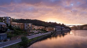 Foto de Gaia Hills: o projeto que acaba de nascer com vista para o rio Douro