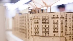 Foto de Simon crea junto con la firma TDB Arquitectura la cátedra hARQware Platform de UIC Barcelona