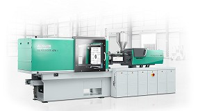 Foto de Arburg na Moldplás 2021: solução 'chave-na-mão' para a produção digitalizada de peças moldadas por injeção