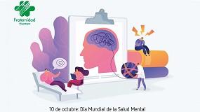 Foto de Fraternidad-Muprespa secunda el plan de la OMS en favor de la Salud Mental