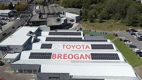 Foto de Grupo Breogán apuesta por el autoconsumo fotovoltaico