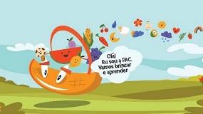 Foto de CAP cria campanha para crianças sobre agricultura e alimentação