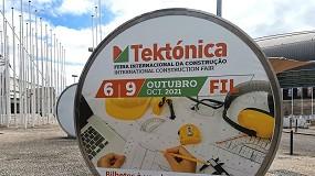 Foto de Tektónica 2021: empresas otimistas numa feira marcada pelo entusiasmo do setor
