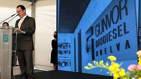 Foto de Gunvor ha invertido 30 millones de euros en su planta de biodiésel de Palos de la Frontera, Huelva