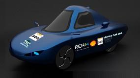 """Foto de REN ajuda a construir """"carro do futuro"""""""