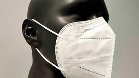 Foto de El CSIC desarrolla un test ultrasónico para evaluar la eficacia de las mascarillas sanitarias anti-COVID