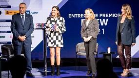 Foto de Newe, solución galardona con el Premio a la Mejor Innovación de BNEW 2021 en la categoría de logística
