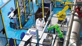 Foto de Inteligencia Artificial, la mejor aliada de la robótica en la manipulación industrial