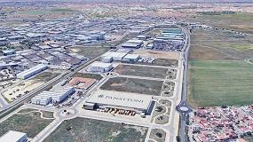 Foto de Panattoni desarrollará un proyecto logístico de 12.500 metros cuadrados de SBA en Sevilla
