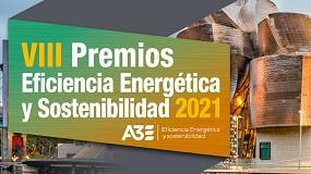 Foto de Ampliado el plazo para presentar candidaturas a los Premios Eficiencia Energética y Sostenibilidad