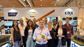 Foto de Ferca recebe Menção Honrosa pelo Cobiax CLS