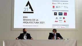 Foto de ISO-Chemie en la XVIII edición de la Semana de la Arquitectura