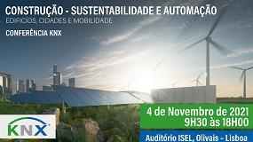 Foto de Associação KNX Portugal organiza conferência sobre 'Construção: sustentabilidade e automação'