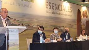 Foto de El agricultor murciano, Miguel Padilla, elegido nuevo Secretario General de COAG