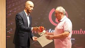 Foto de Anudal Industrial, reconocida con el Premio Talento Cámara 2021 en la categoría Industria