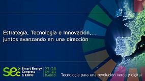 Foto de Energía, digitalización y Fondos Next Generation EU, ejes del Smart Energy Congress & EXPO