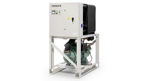 Foto de Hitachi amplía su gama de enfriadoras Samurai L agua/agua y de condensación remota con refrigerante más ecológico