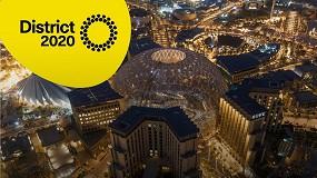 Foto de District 2020 estará no Web Summit 2021