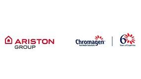 Foto de Ariston Group firma un acuerdo por la adquisición de Chromagen