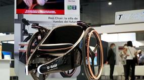 Foto de A cadeira de rodas do futuro