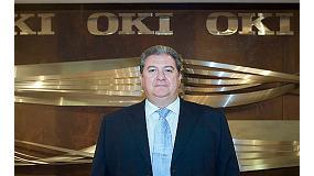 Foto de Entrevista a Juan Pedro Pérez, director de Márketing de Oki Printing Solutions