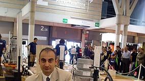 Foto de Entrevista a Ángel Nevado, presidente de la Associació Catalana d'Industrials del Parquet (Acip) y vicepresidente de la Federación Española del Pavimento de Madera (FEPM)