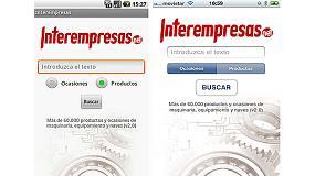 Foto de Interempresas presenta la versión 2.0 de su App para iPhone y Android