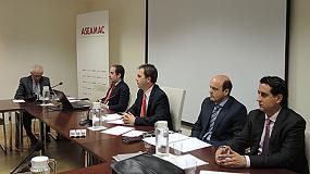 Foto de Aseamac analiza el problema de los robos de maquinaria y contribuye a generar soluciones