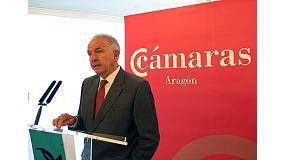 Foto de Entrevista a Joaquín Cezón, presidente de la Comisión de Industria de la Cámara de Comercio de Zaragoza