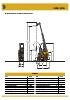 JCB TeletrukTLT35D 4X4 - especificacions tècniques