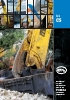 Demolición y reciclaje: Serie CS