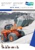 Cargadoras de ruedas de gran tamaño, DL450 - DL500