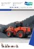 Cargadoras de ruedas de tamaño medio, DL160 - DL200