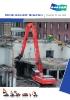 Excavadora de oruga, DX300-340-420LC Demolition