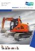 Excavadora mediana de oruga, DX140LCR