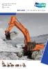 Grandes excavadoras de orugas, DX520LC