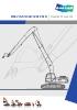 Superexcavadoras DX225/255/300/520LC SLR