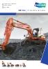 Excavadoras de ruedas, DX170w