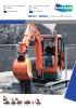 Miniexcavadoras Gama compacta DX27z - DX30z