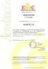 Laboratorio de Calibración Acreditado por ENAC UNE EN ISO 17025 en Temperatura y Humedad