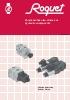Catálogo Válvulas Selectoras Roquet de 6 y 8 vías