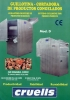 Guillotina cortadora de productos congelados D