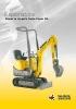 Excavadora compacta Wacker Neuson 803