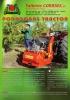 Podadoras tractor Alpha