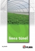 Catálogo Invernadero tipo Túnel ULMA Agrícola