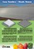 Ficha de estructura para invernadero tipo casa sombra de ULMA Agrícola