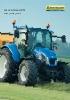 Tractor T5 de cuatro cilindros