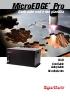 Control de corte por plantilla MicroEdge Pro